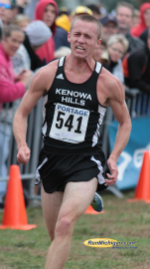 D1 Champion, Jeff Bajema from Grand Rapids Kenowa Hills
