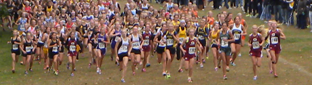 Girls Race